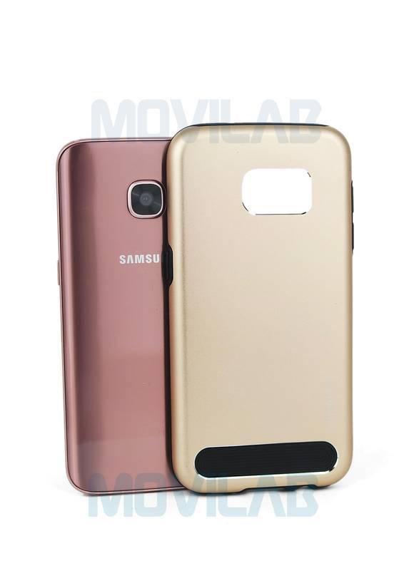 Funda aluminio Motomo Galaxy S7