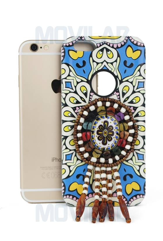 Funda carcasa Apple Iphone 6 Boho chic