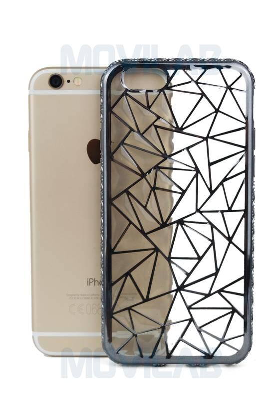 Funda carcasa Apple Iphone 6 luxury frontal