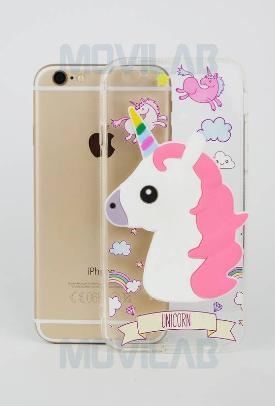 carcasa iphone unicornio