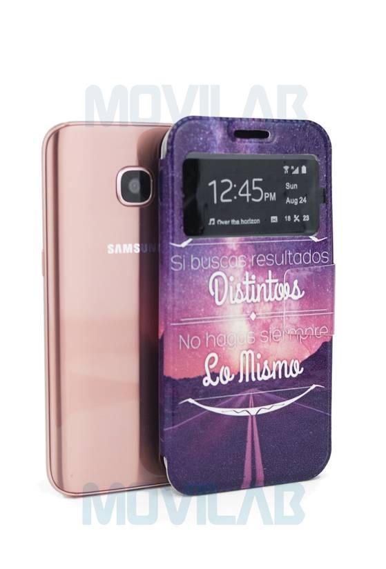 Funda libro Galaxy S7 delantera