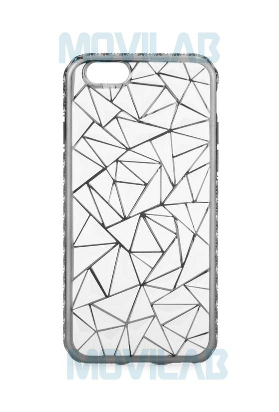 Funda carcasa Apple Iphone 7 luxury detalles