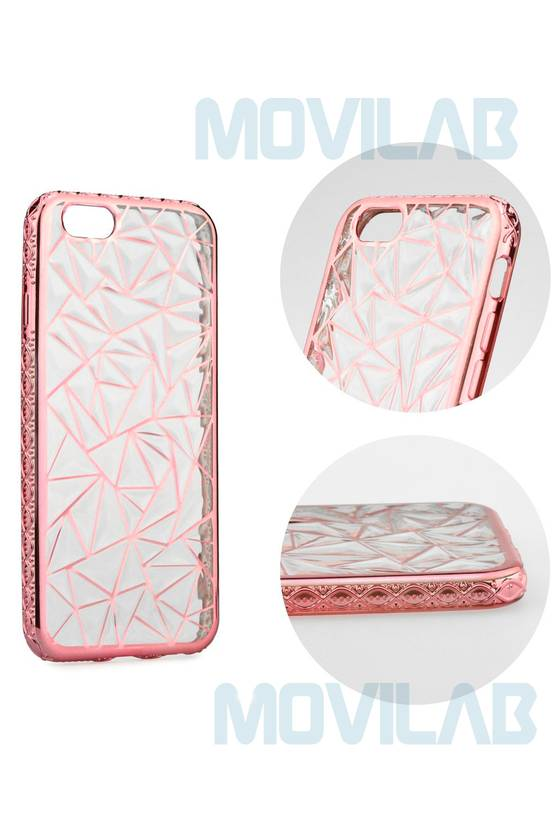 Funda carcasa Apple Iphone 7 luxury detalles