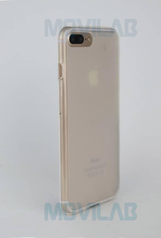 Funda carcasa Apple Iphone 7 Plus trasera