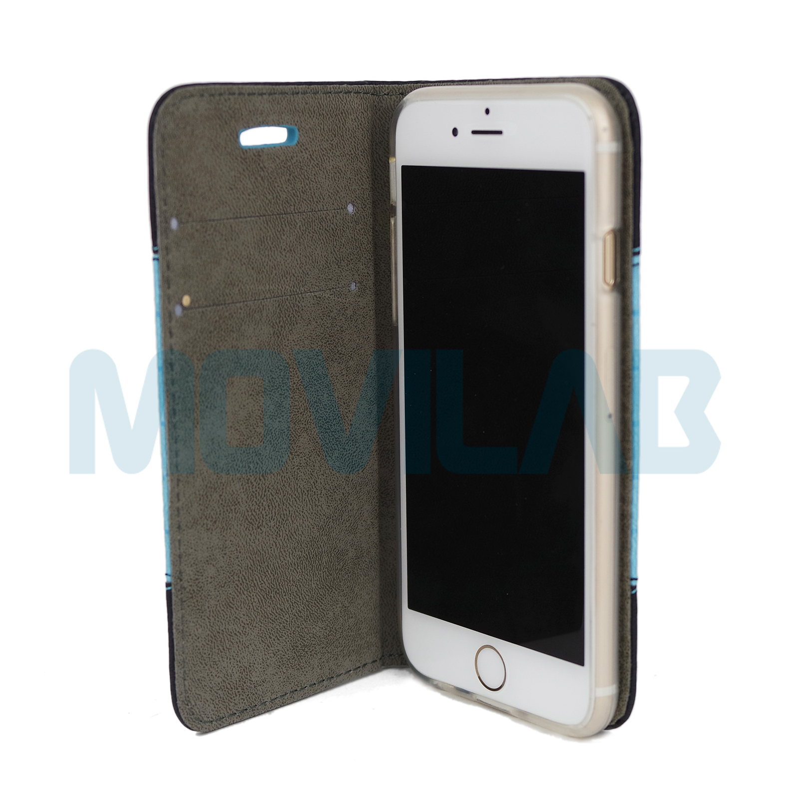 Funda flip Iphone 6 / 6S tarjetero