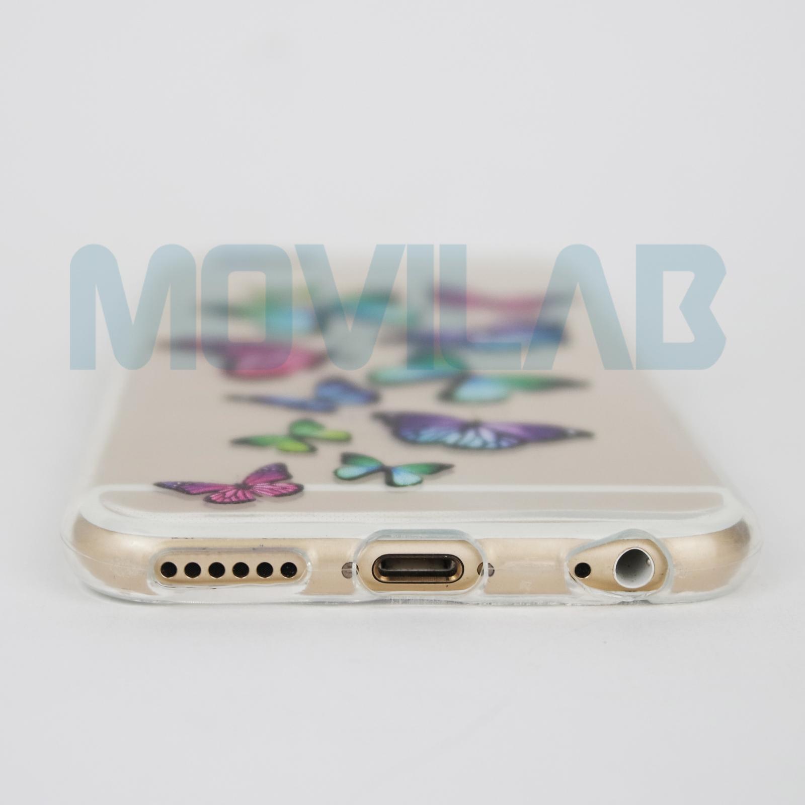 Funda gel Iphone 6 /6S conectores