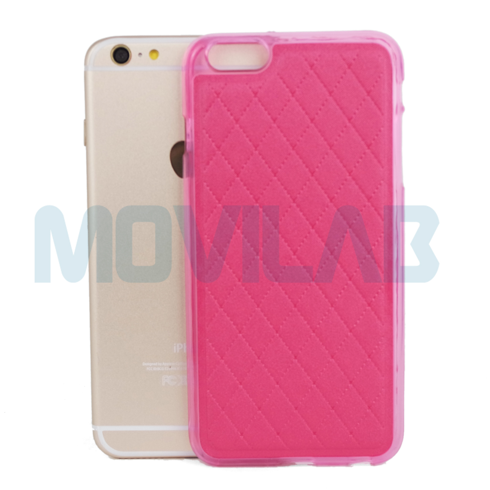 Funda carcasa gel Iphone 6 Plus par