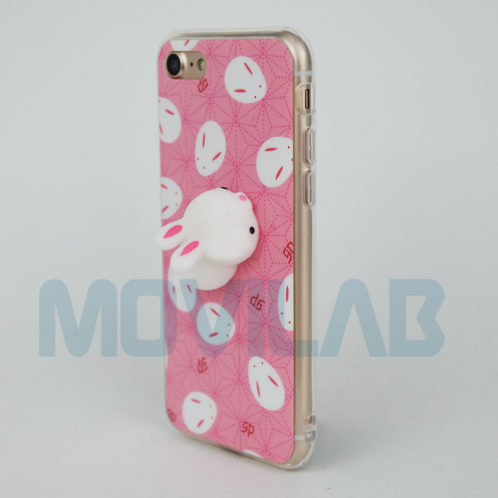 Funda gel Iphone 7 / 8 conectores