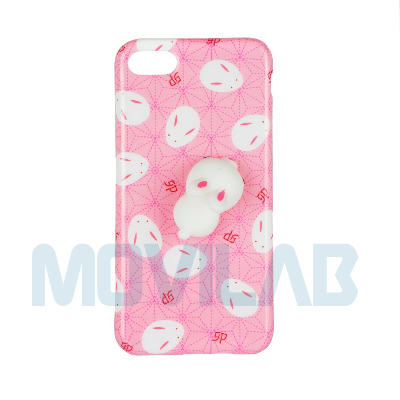 Funda semi Apple Iphone 7 / 8  3D