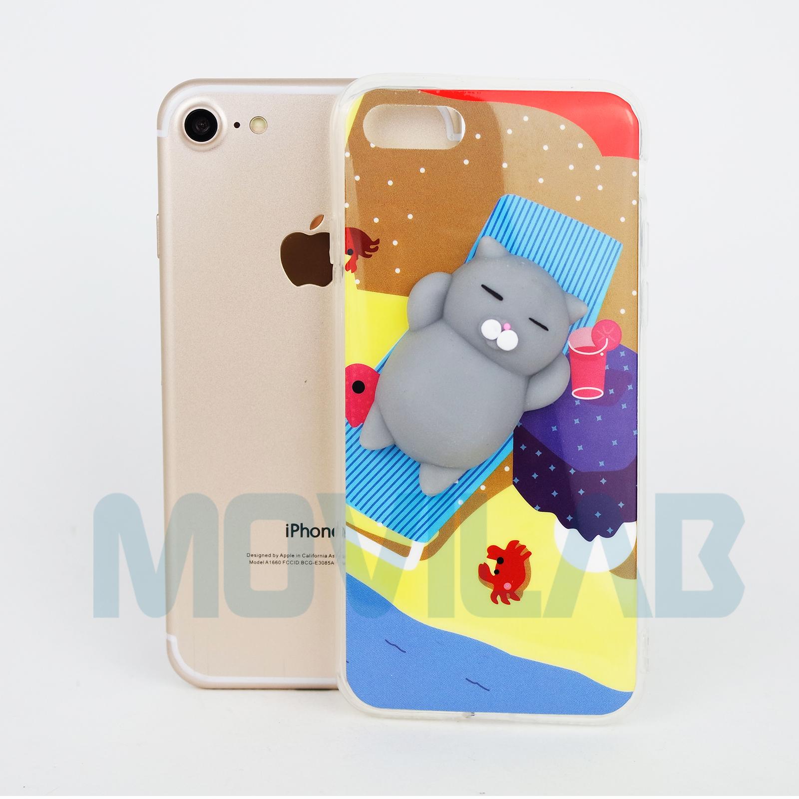 Funda semi Apple Iphone 7 / 8  deco