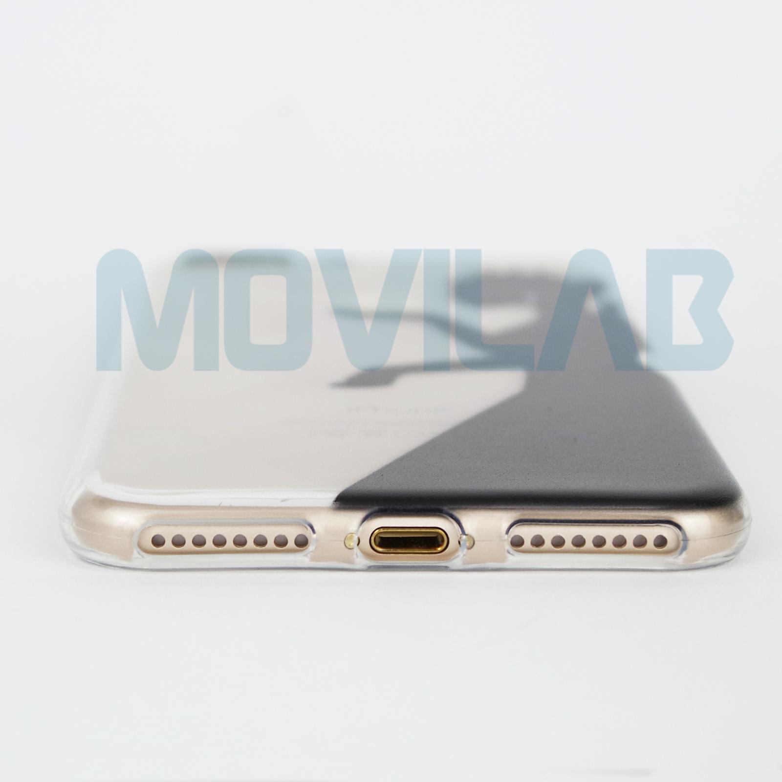 Funda gel Iphone 7 / 8 Plus conectores