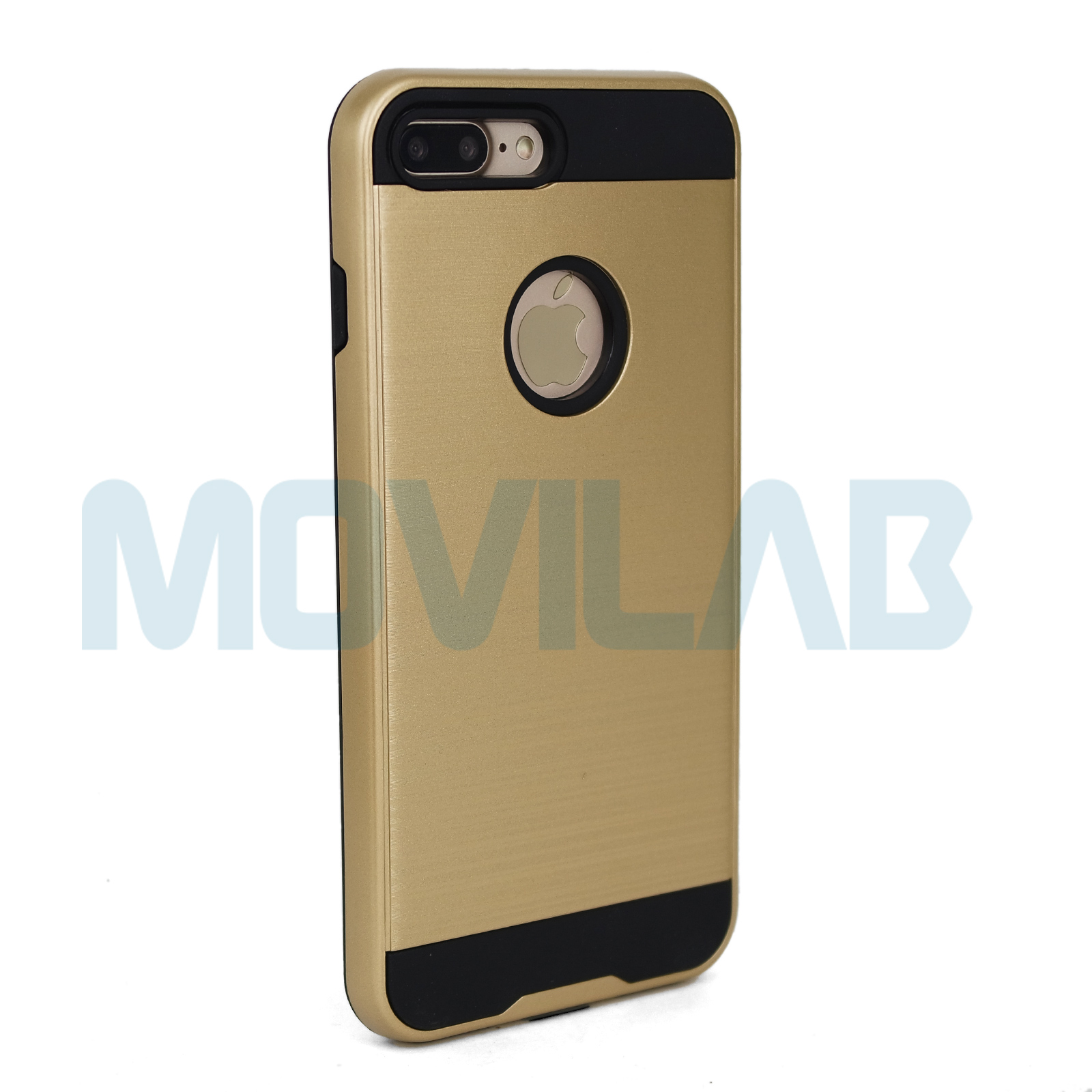 carcasa iphone 7 dorada