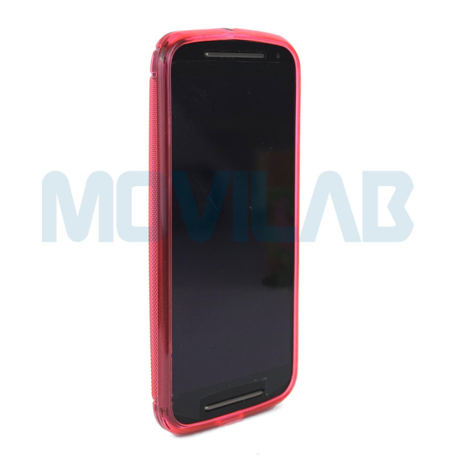Funda  Motorola Moto G2 frontal