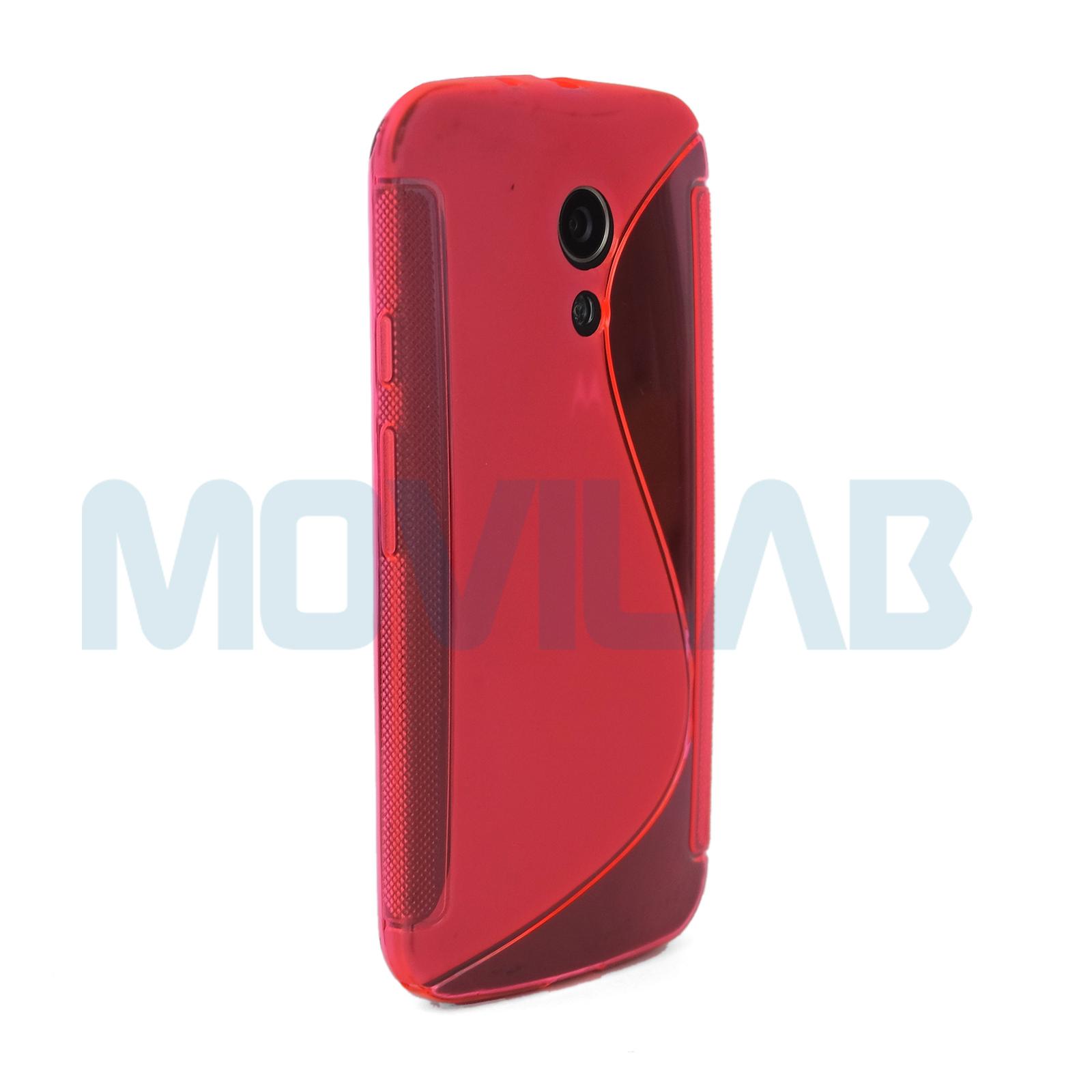 Funda Motorola Moto G2 trasera