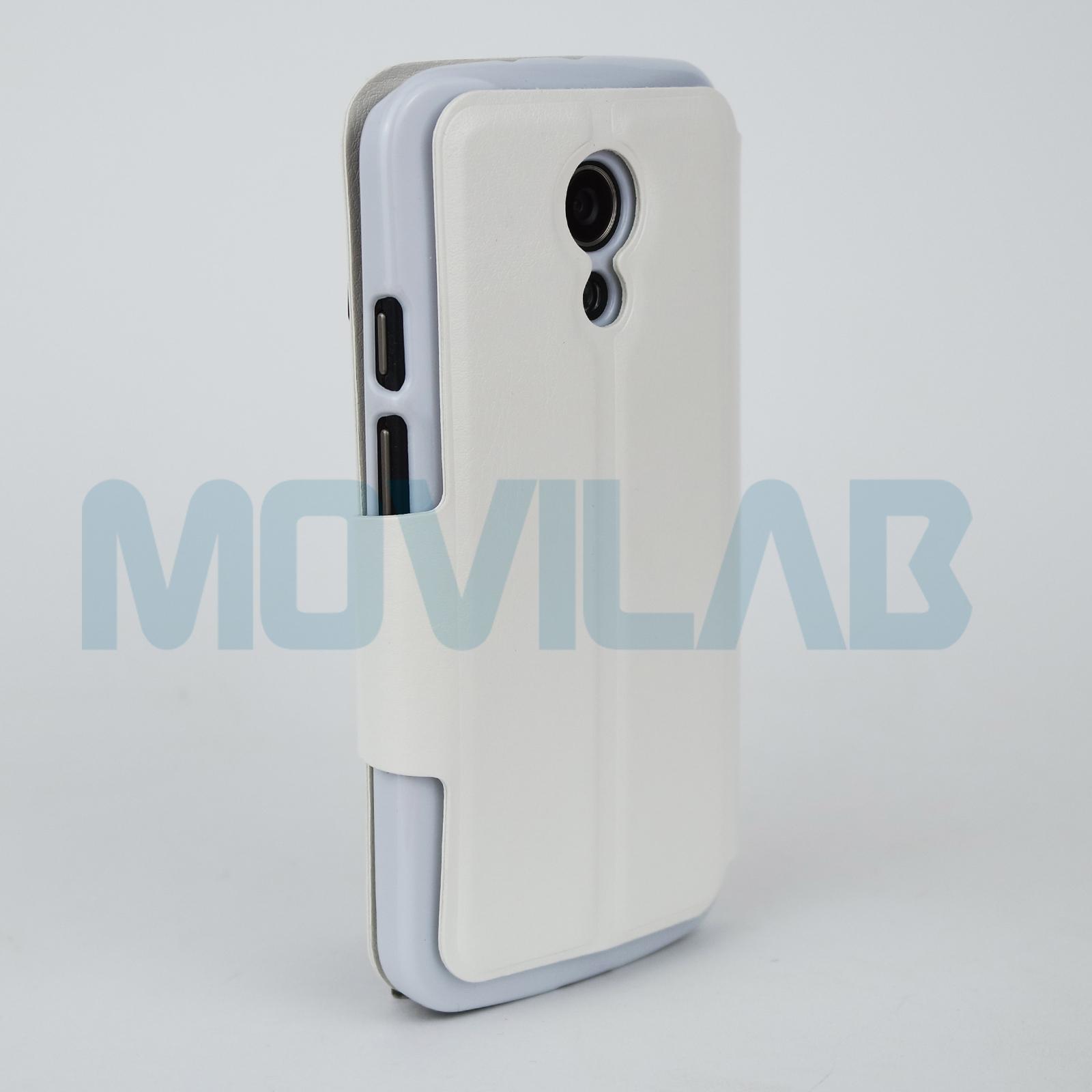 c3c600dd538 Funda libro Motorola Moto G2 Funda libro Motorola Moto G2 trasera ...