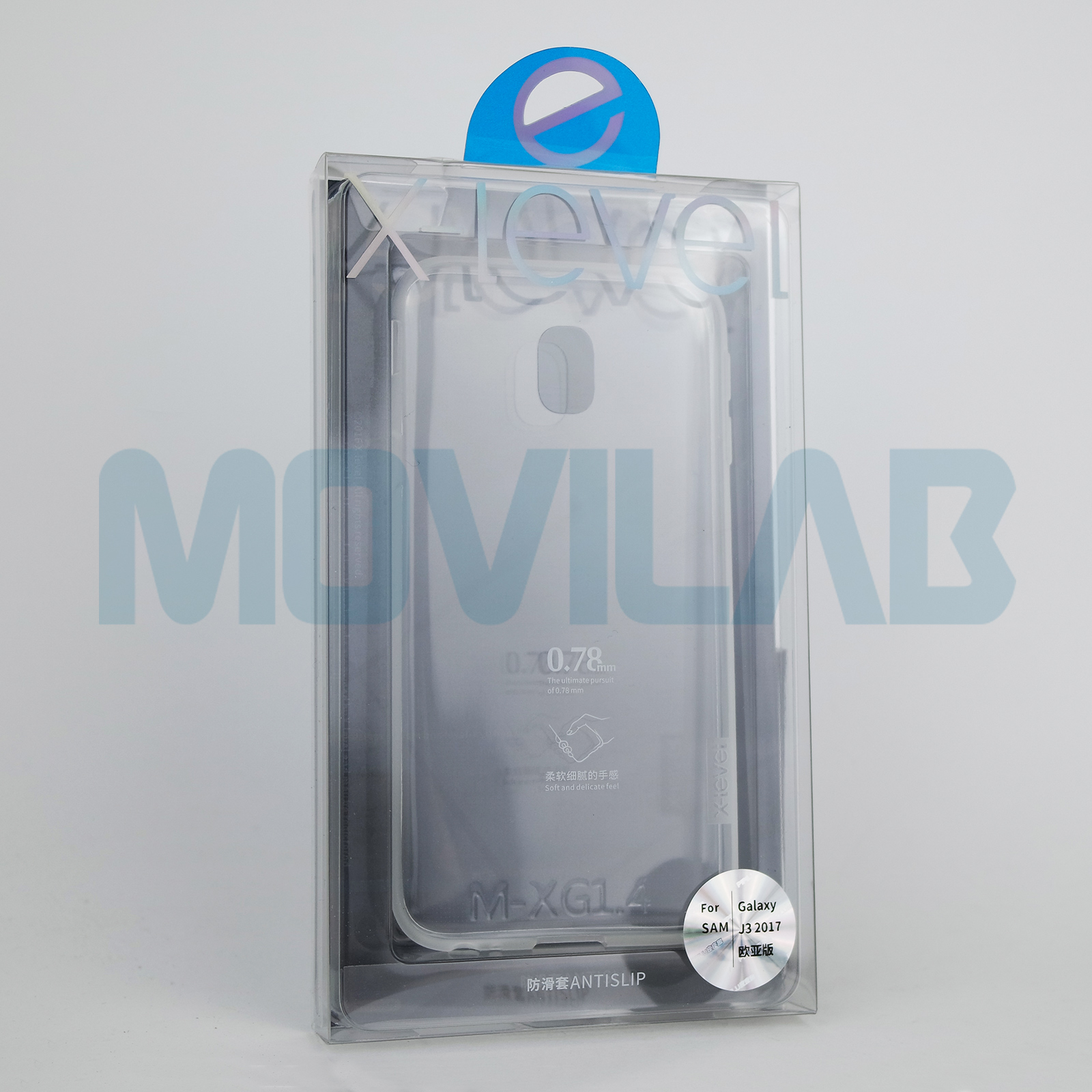 Funda semi Galaxy J3 2017 X-Level