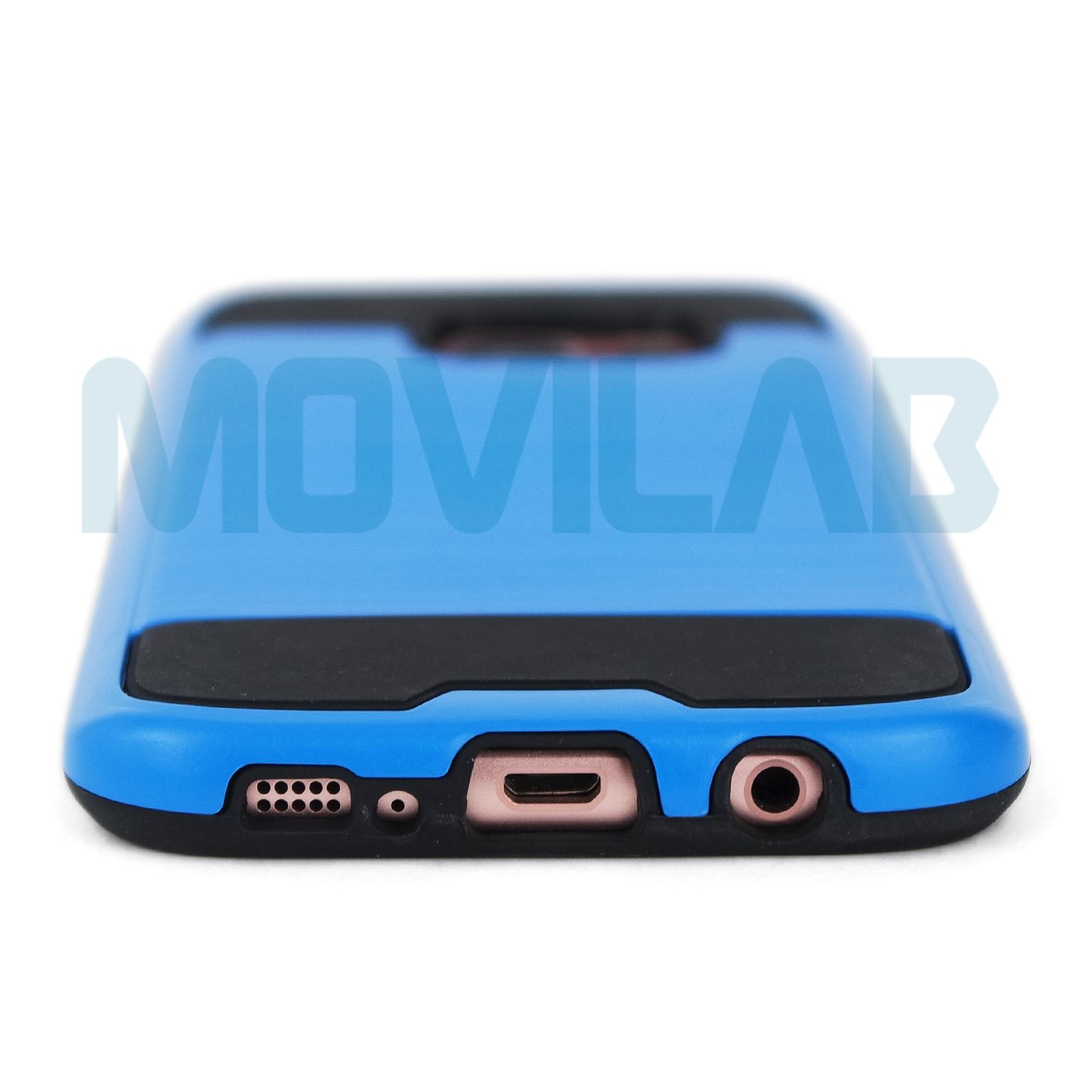 Funda Galaxy S7 Motomo Conectores