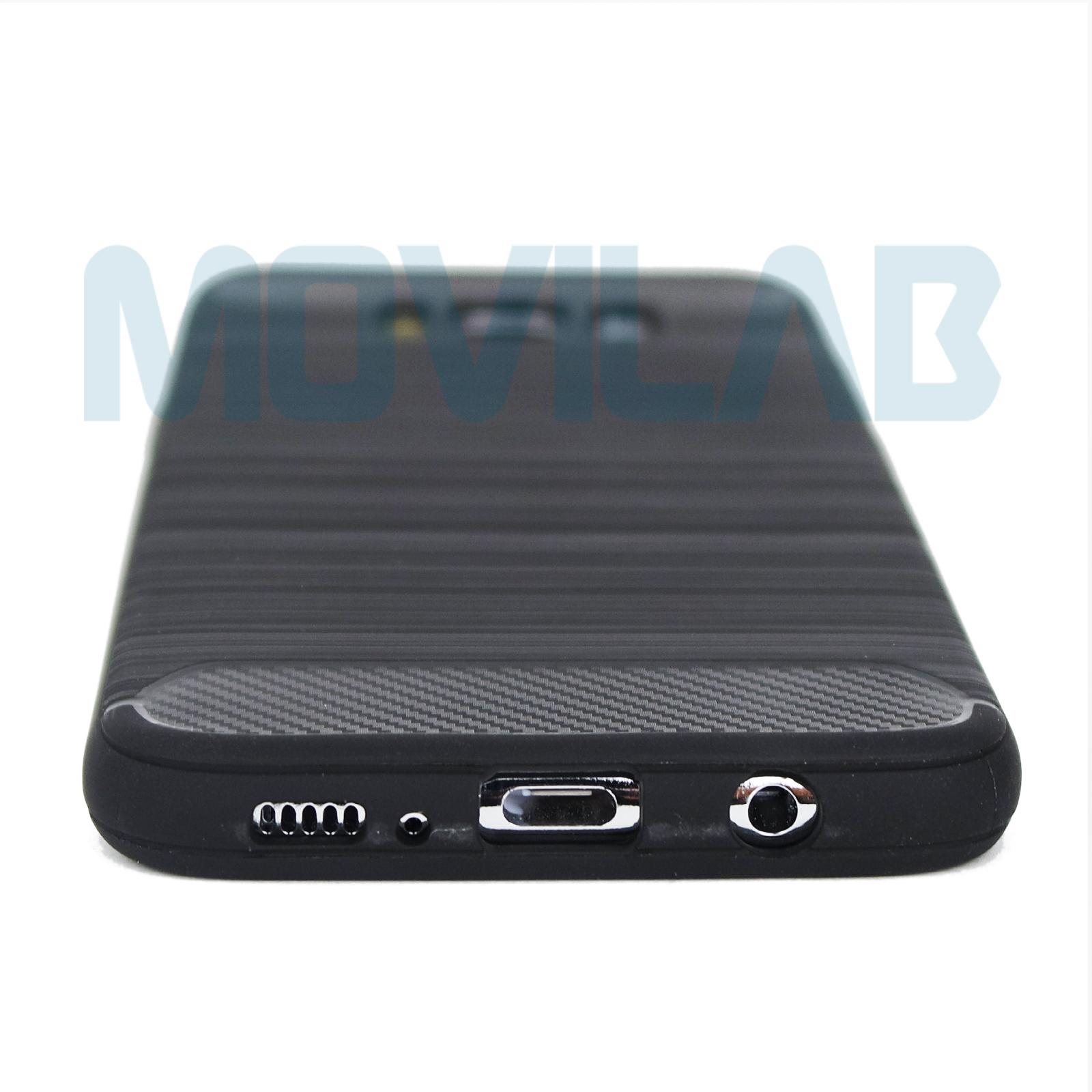 Funda Galaxy S8 conectores