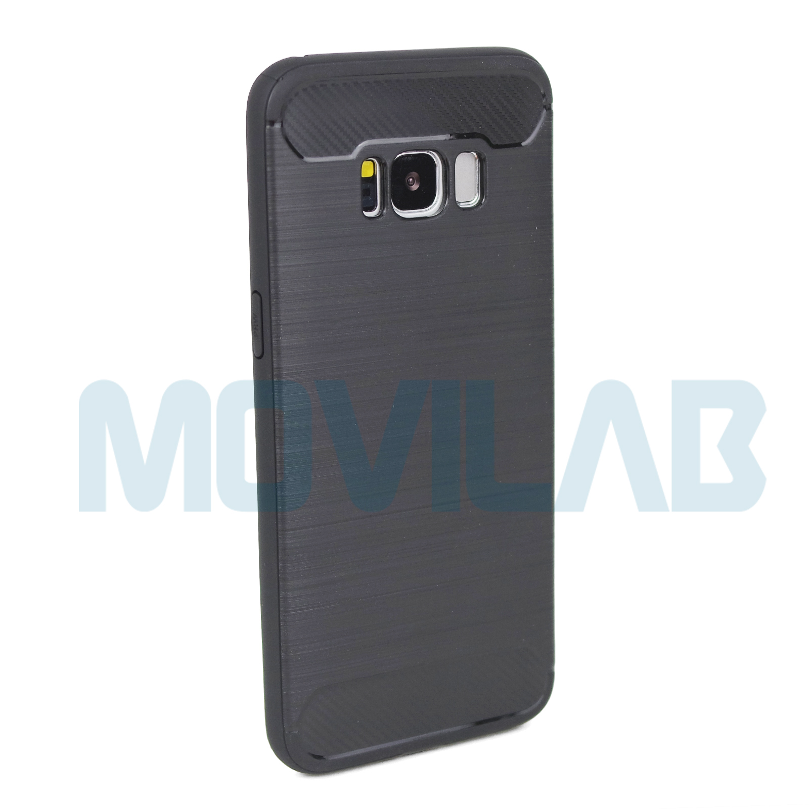 Funda Galaxy S8 carbono
