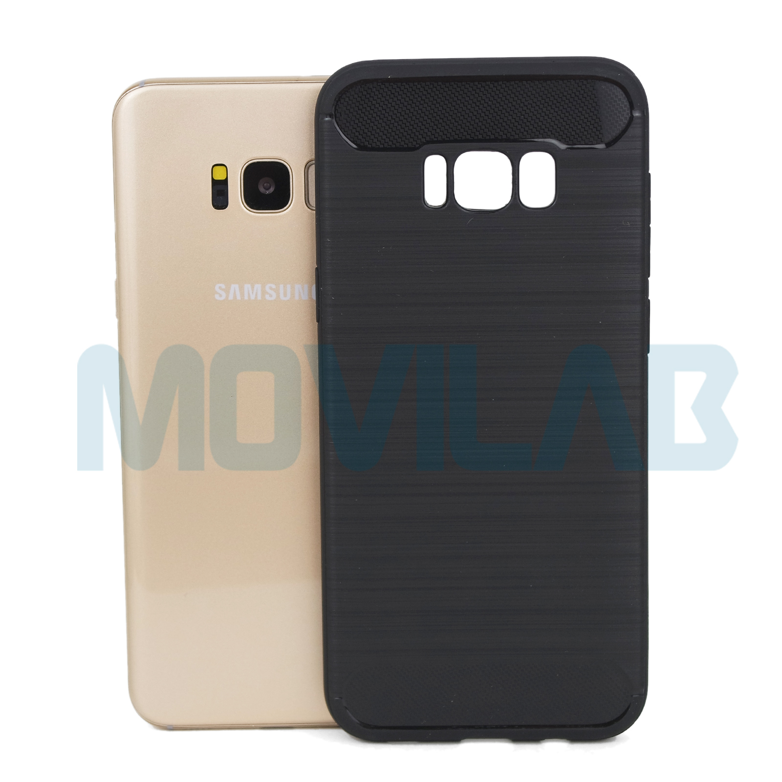 Funda Galaxy S8 Plus antigolpes
