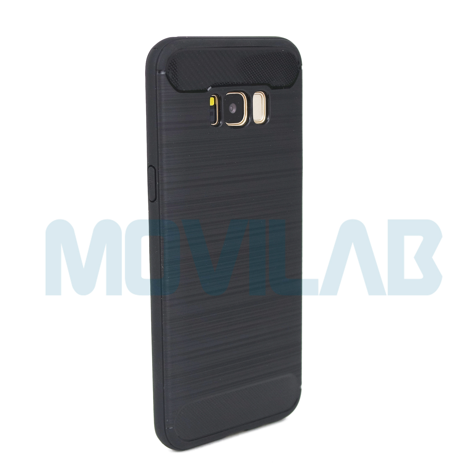 Funda Galaxy S8 Plus carbono