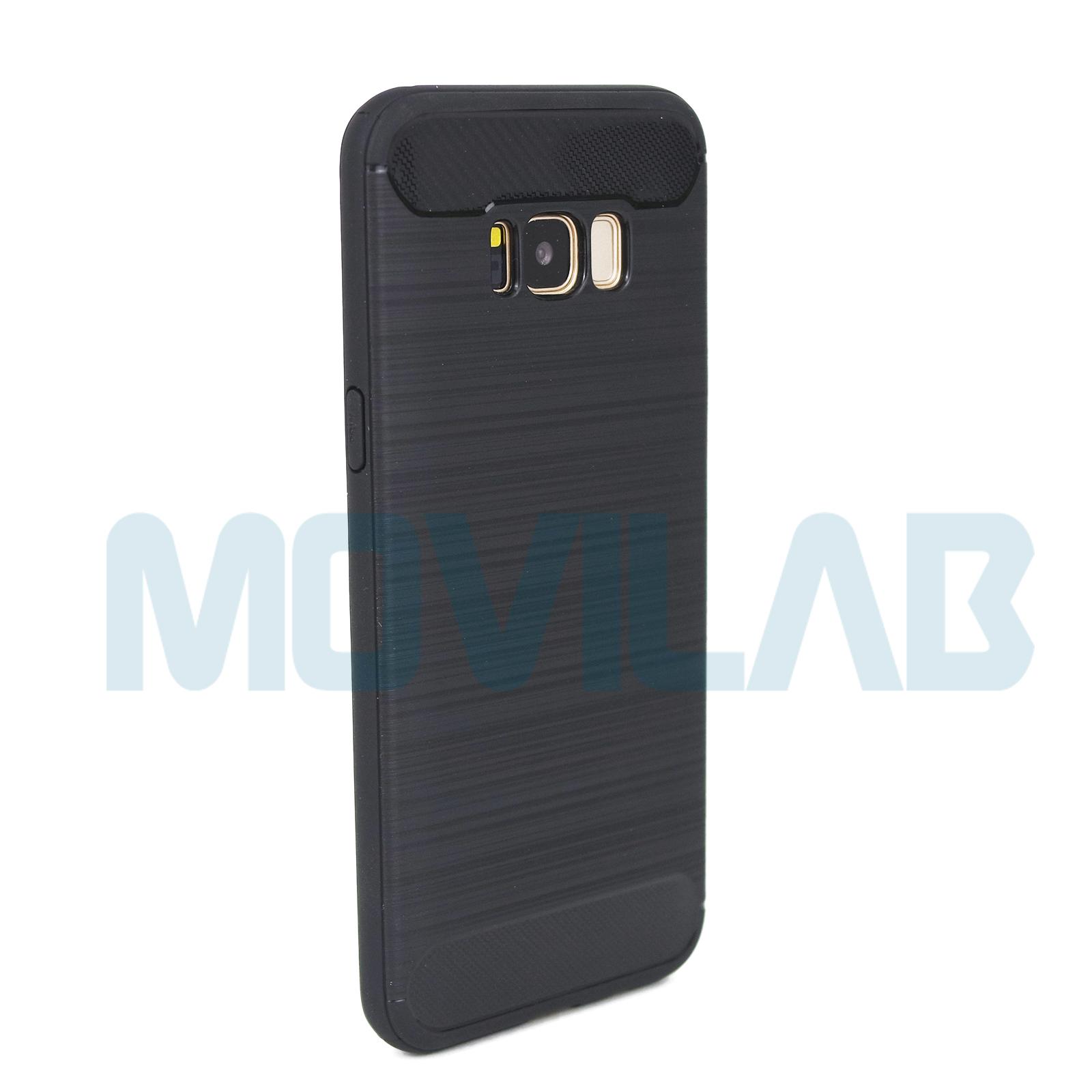 Funda Galaxy S8 Plus carbono