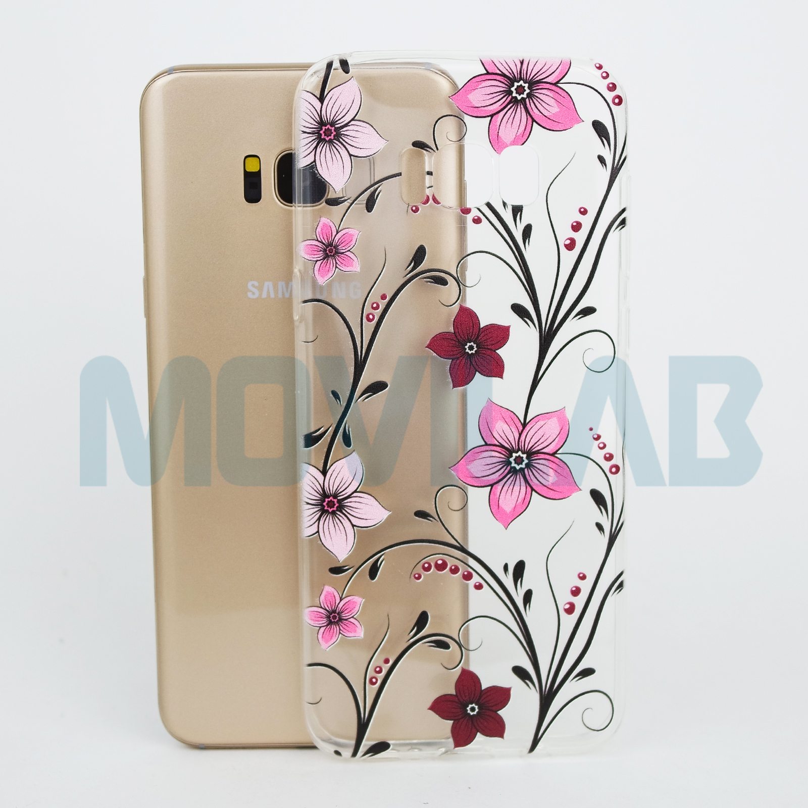 Funda semi Galaxy S8 Plus