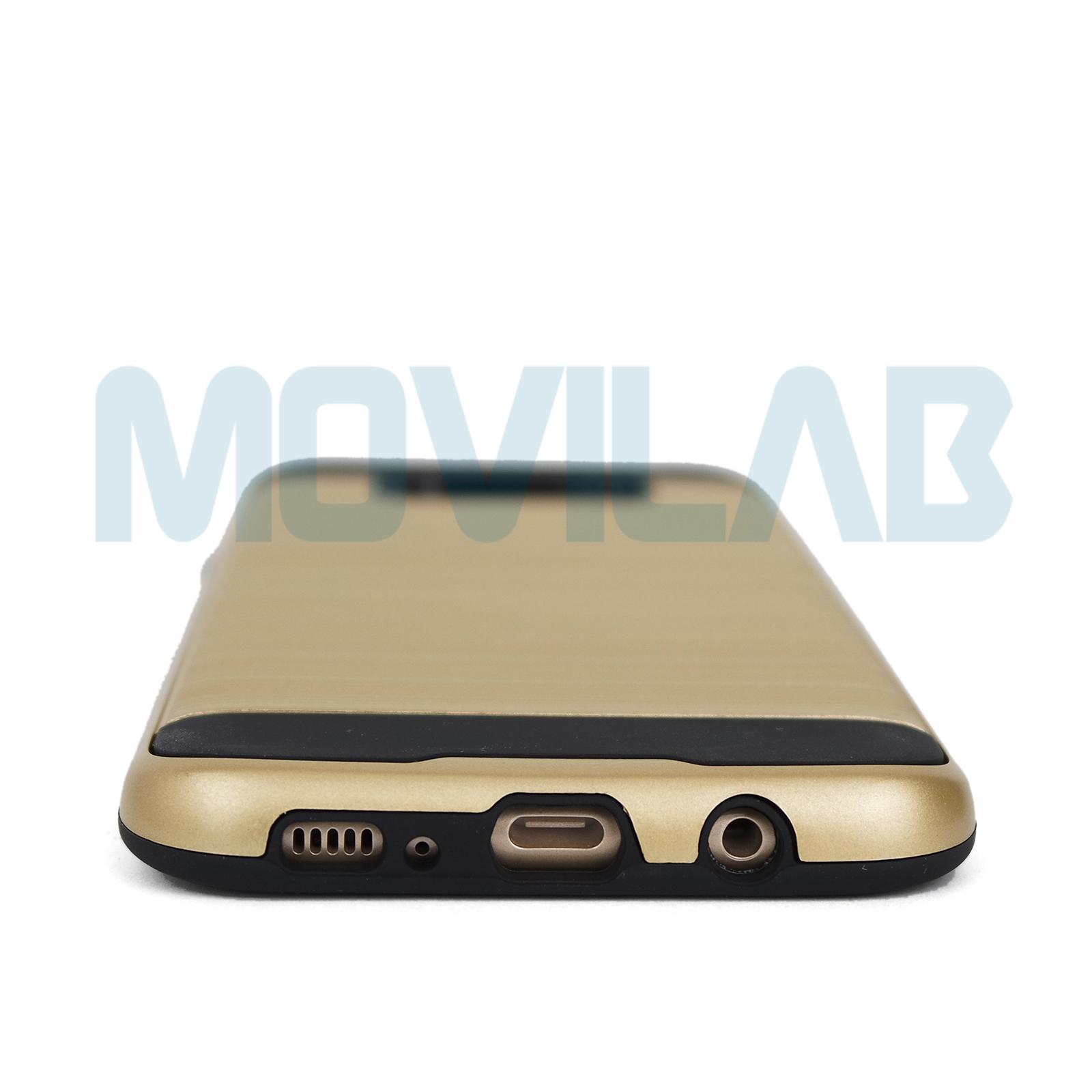 Funda Galaxy S8 Plus Motomo Conectores