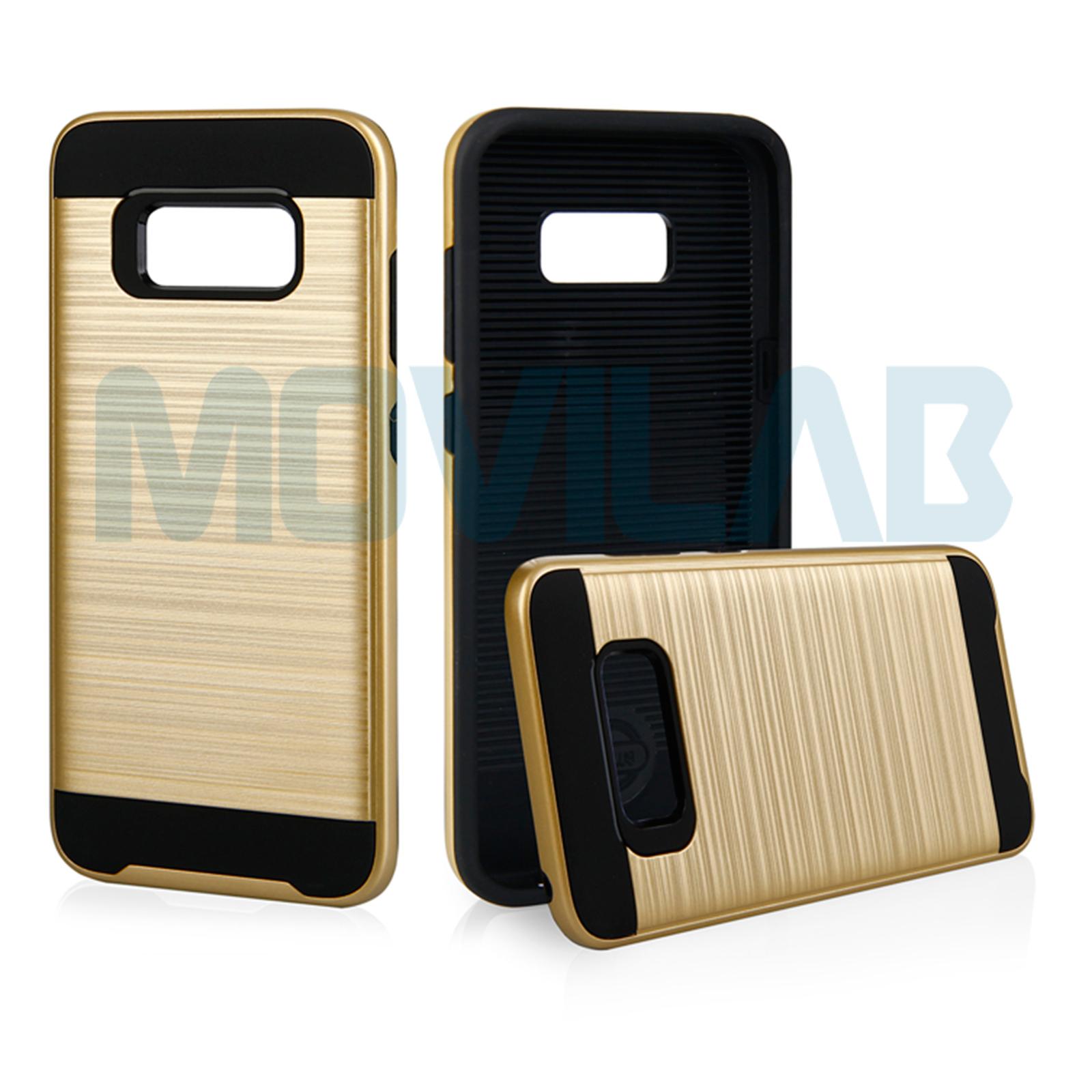 Funda Galaxy S8 Plus motomo oro