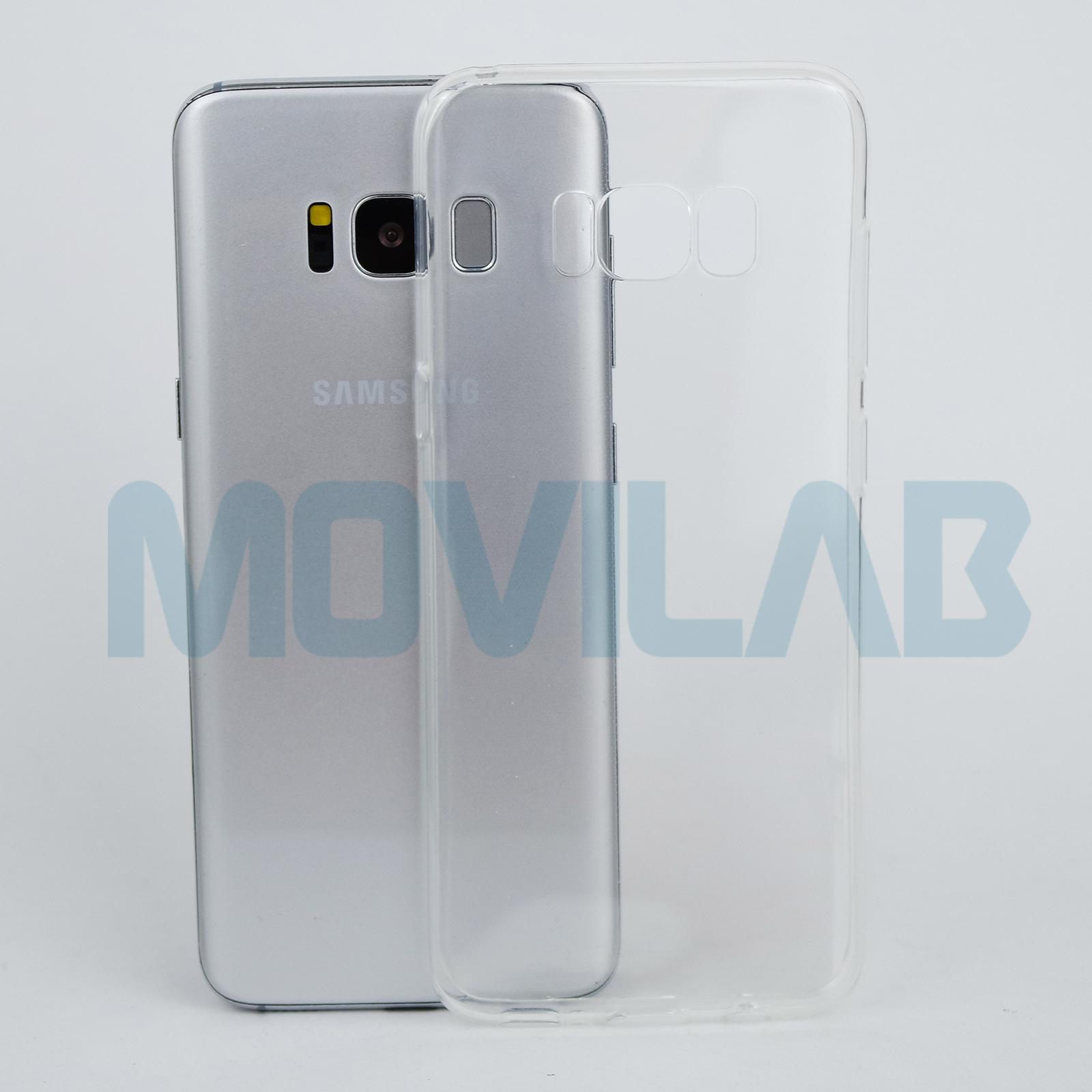 Funda gel slim Galaxy S8