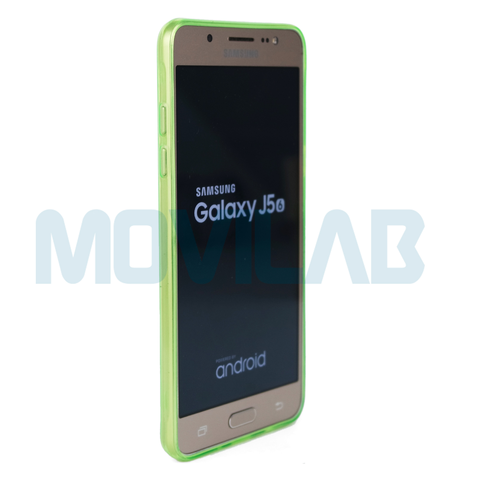 Funda gel slim Galaxy J5 2016 frontal