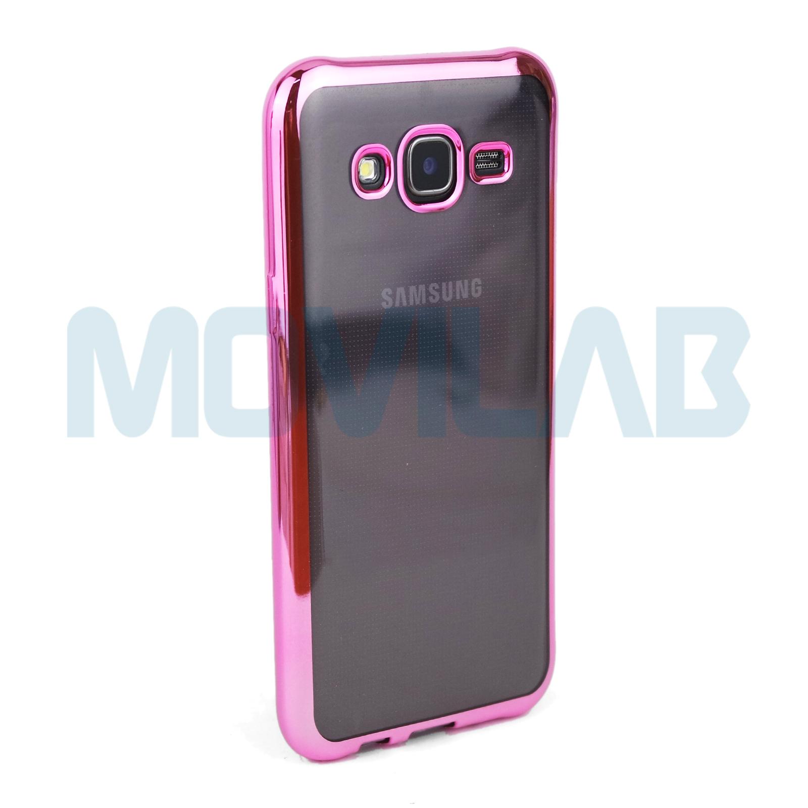 Funda Samsung J500 trasera