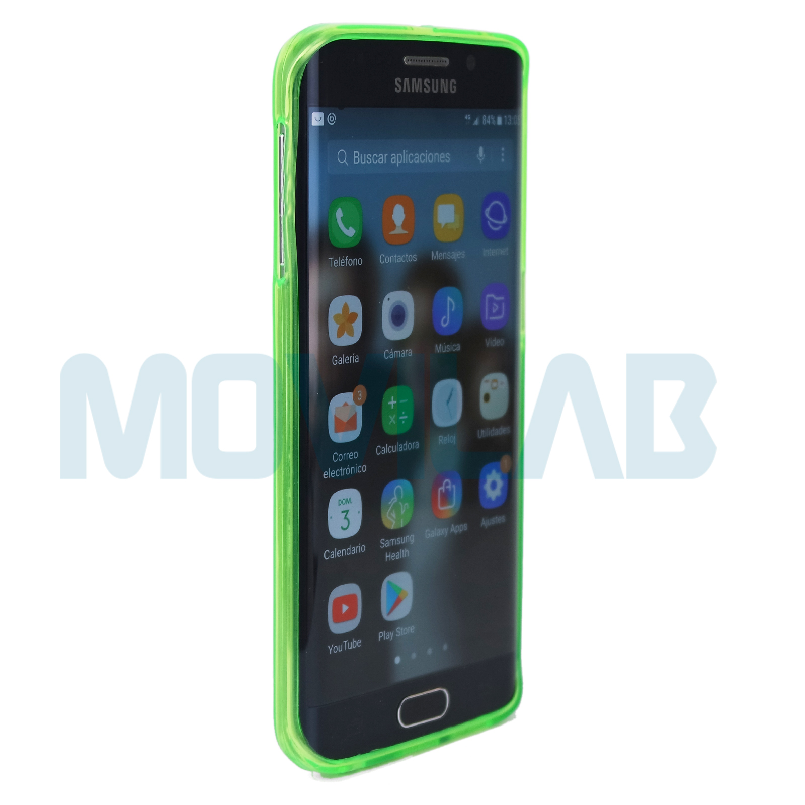 Funda  Samsung S6 Edge frontal