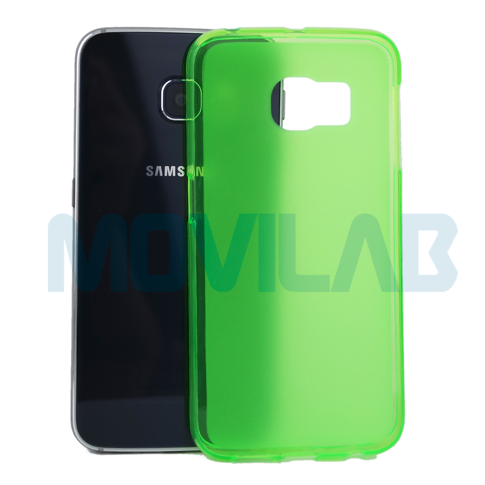 Funda Samsung Galaxy S6 Edge trasera