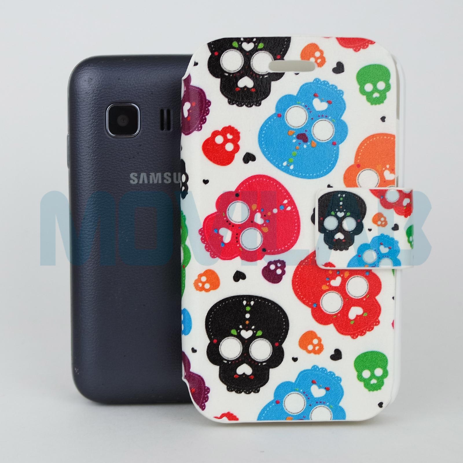 Funda libro Samsung Galaxy Young 2