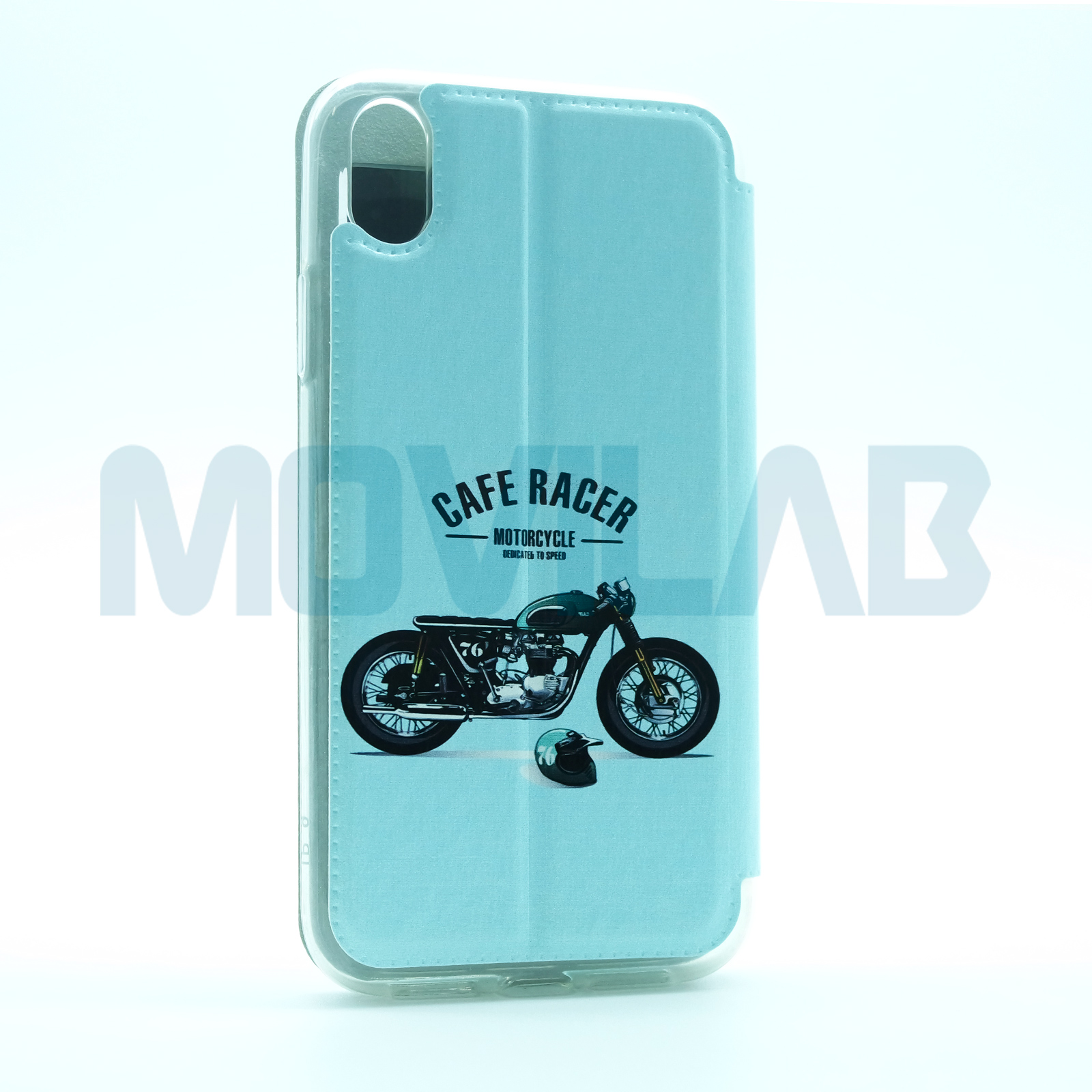Funda Aplle Iphone XR moto