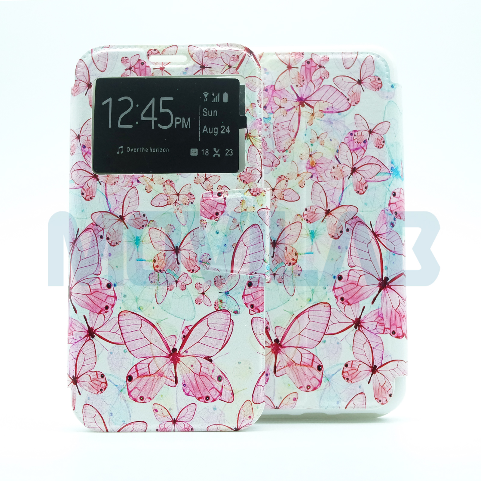Funda Iphone XS Max mariposas
