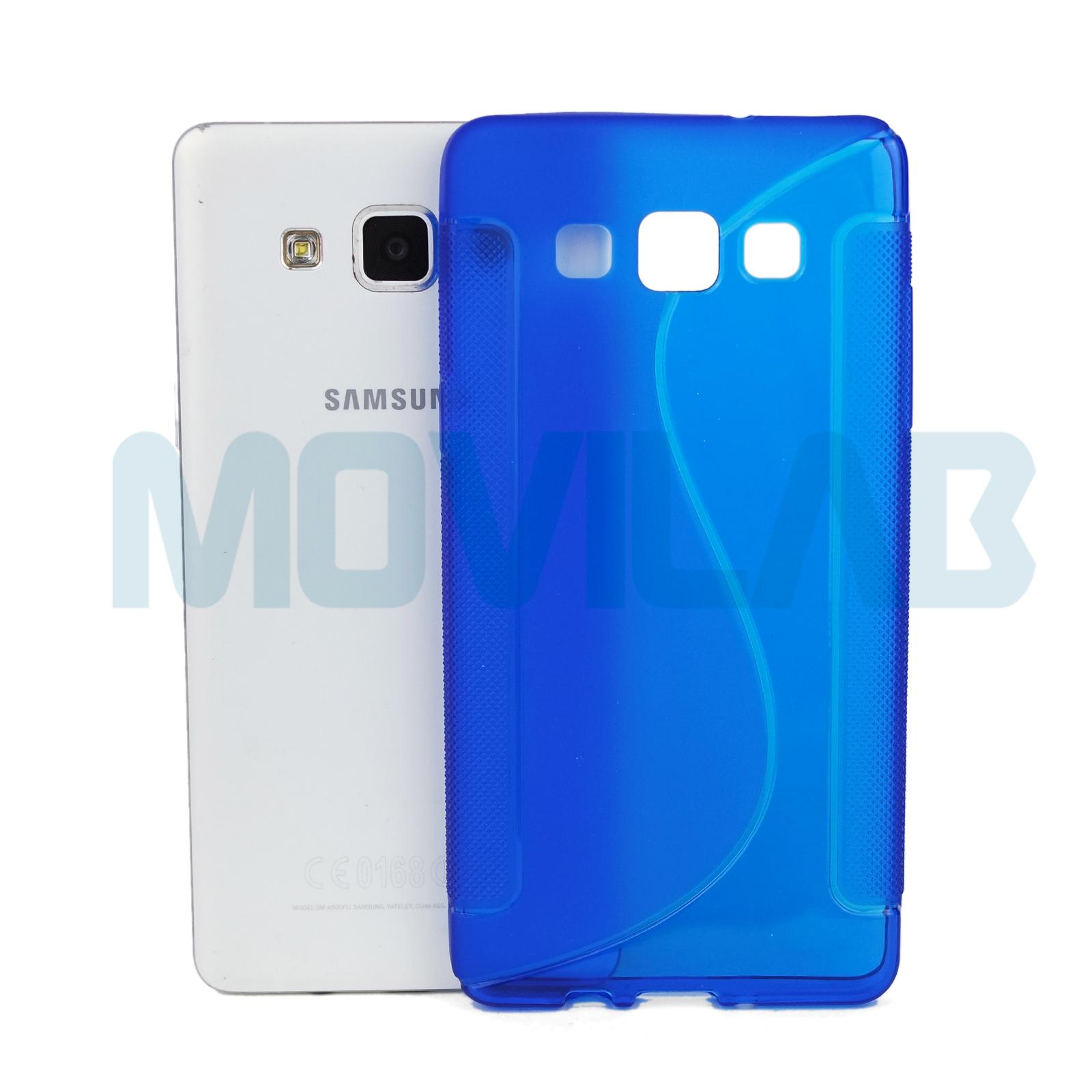 Funda Galaxy A5 azul