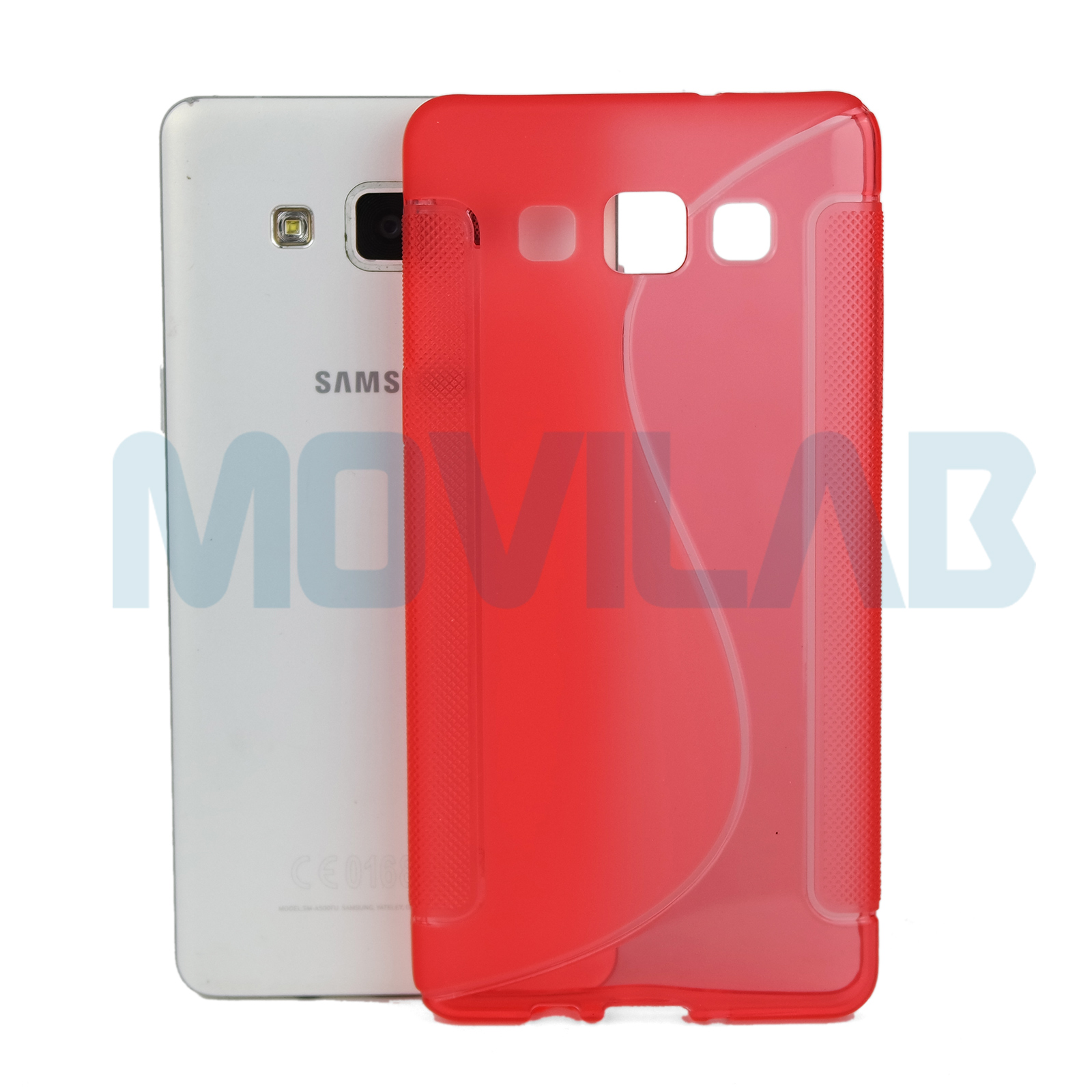 Funda Galaxy A5 roja