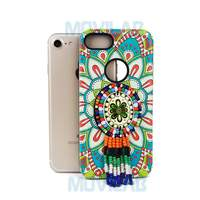 Funda carcasa Apple Iphone 7 Boho chic