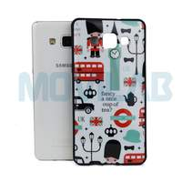 Funda Galaxy A5 dibujos London