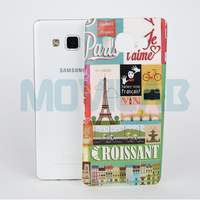 Funda Galaxy A5 dibujos Paris