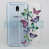 Funda Galaxy J5 2017 mariposas