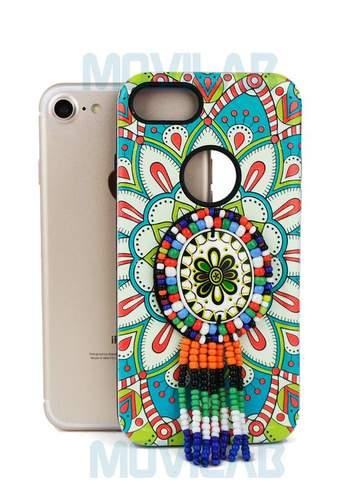 Funda carcasa Apple Iphone 7 Boho chic